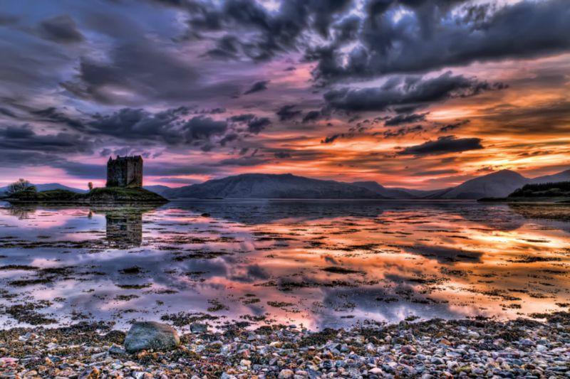 Scotland Landscape Aston Series